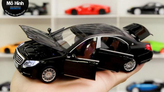 Xe siêu sang Mercedes S600 Maybach