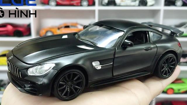Siêu xe tuyệt đẹp Mercedes GTS