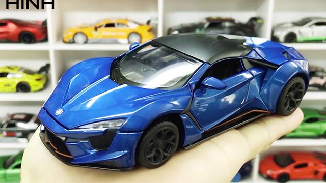 Chiêm ngưỡng siêu xe từ Dubai Fenyr SuperSport Xanh
